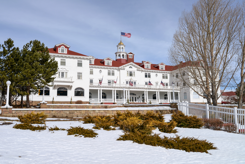 the stanely hotel