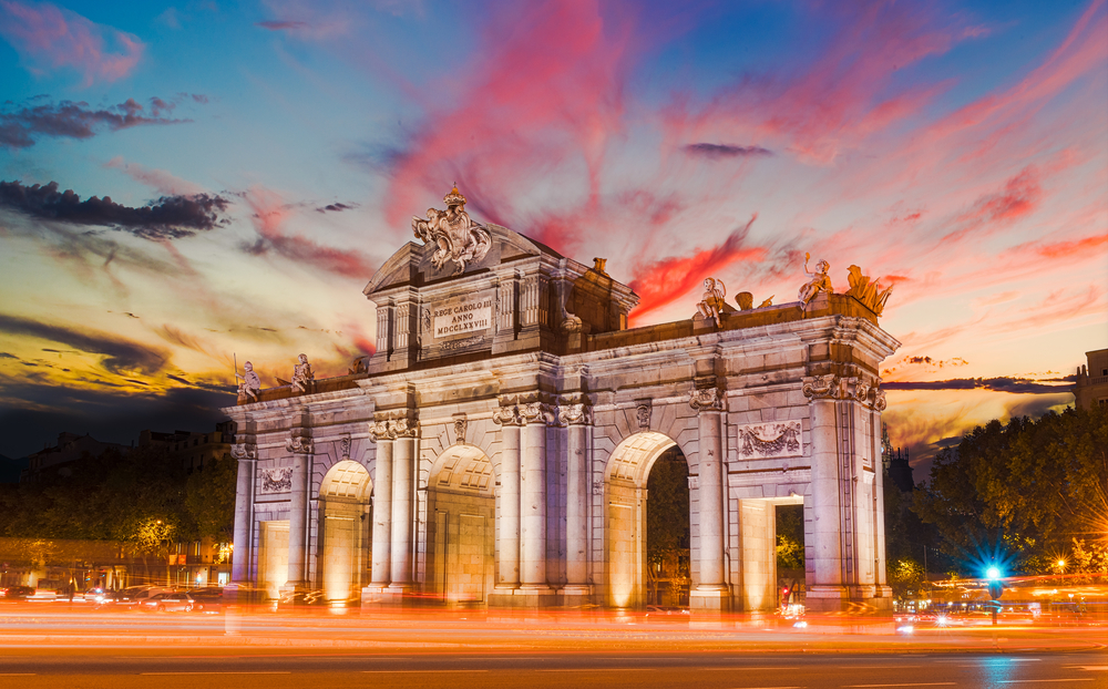 madrid-looking-beautful-in-the-evening