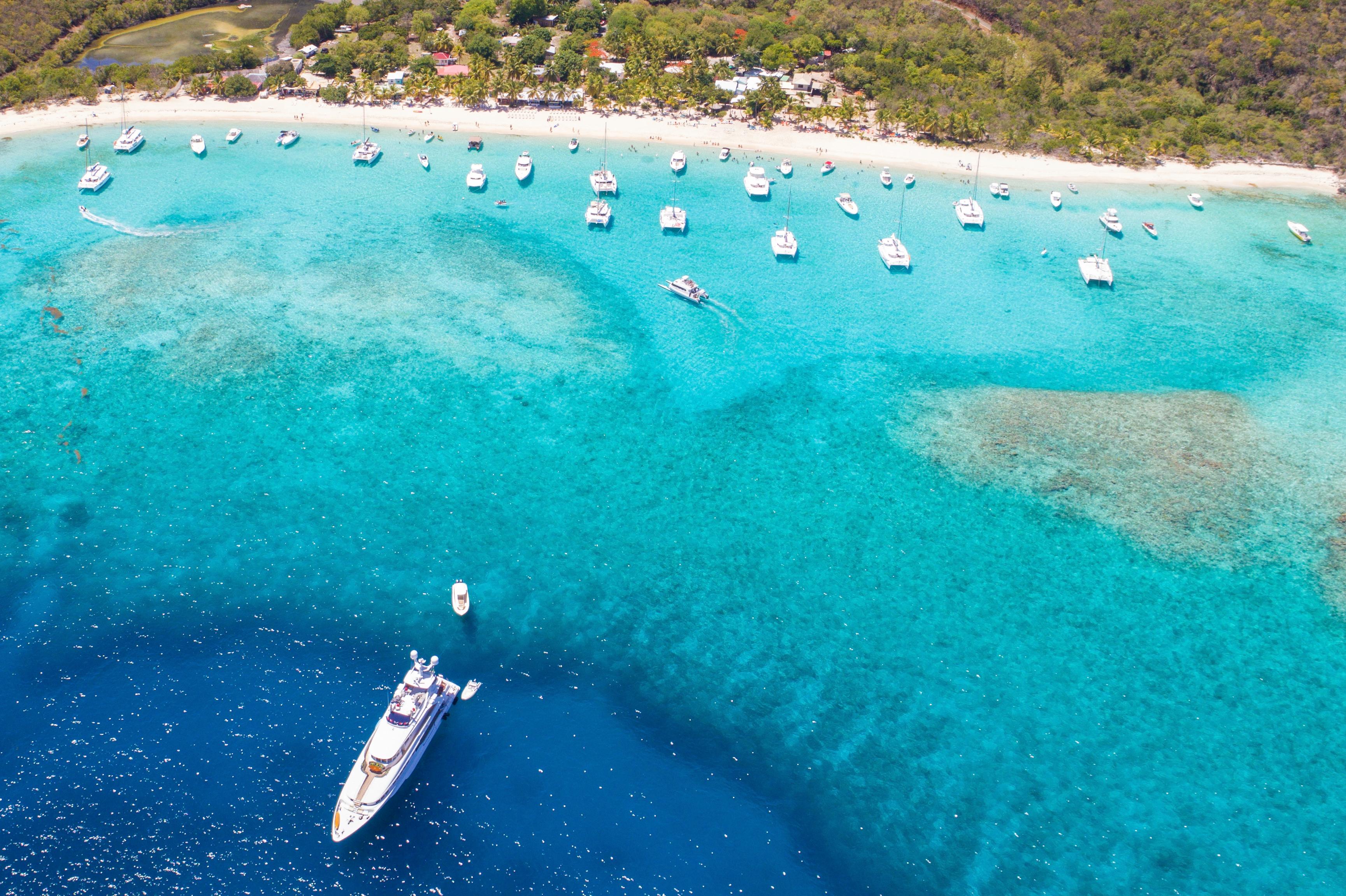 cheap flights to virgin islands off season