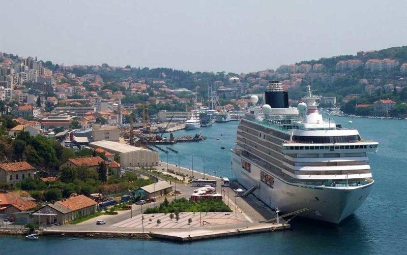 european cruises croatia port
