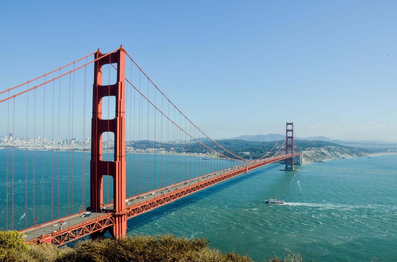 bridge over the water