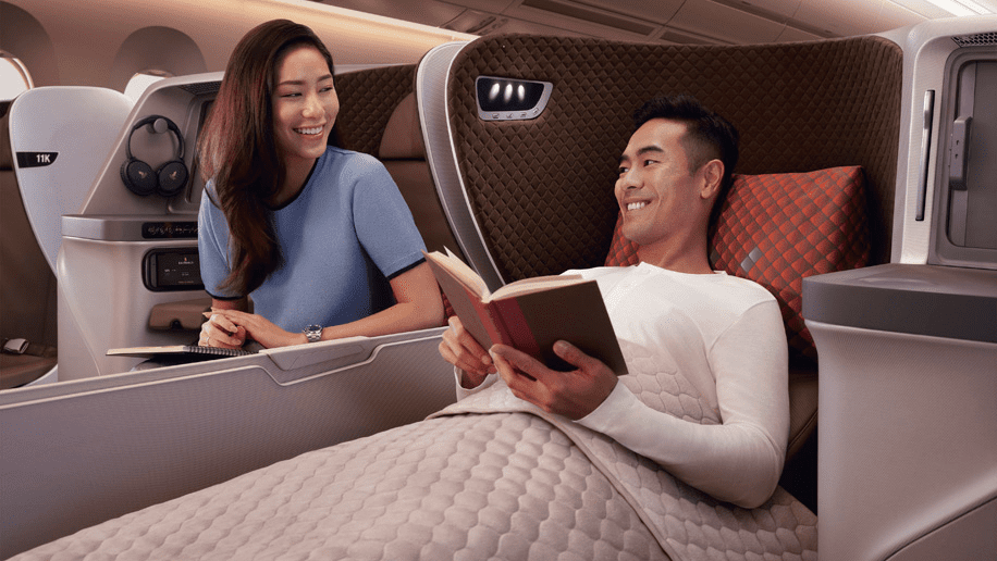 how to beat jet lag business class upgrade
