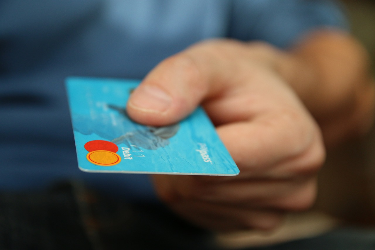 paying with credit card points