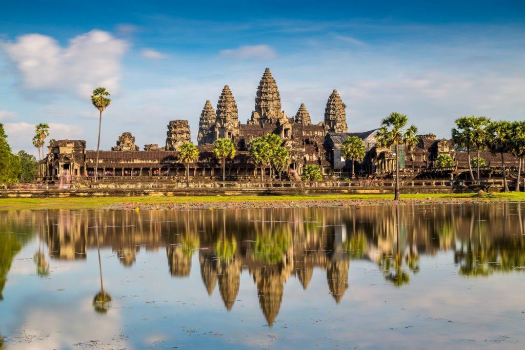 abandoned places angkor wat, cambodia