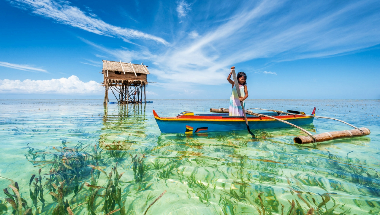 Bajau Laut most extreme places