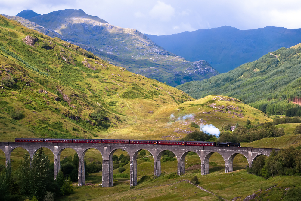 Most Beautiful Train Rides in the World