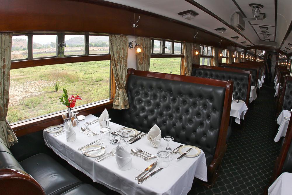 Rovos Rail's Namibia Safari