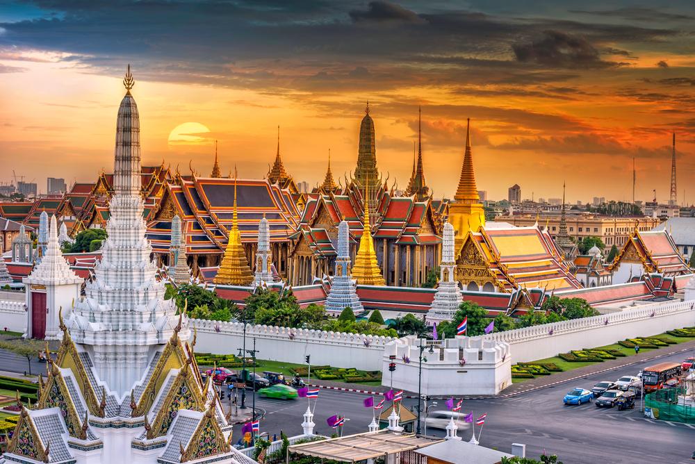 bangkok thailand city