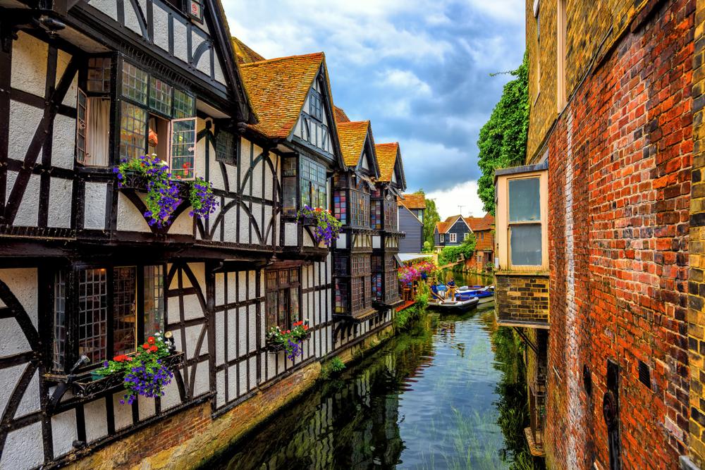 canterbury-old-town-kent-england