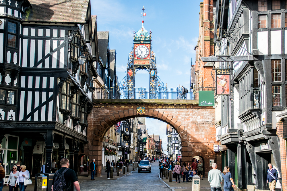 chester-england