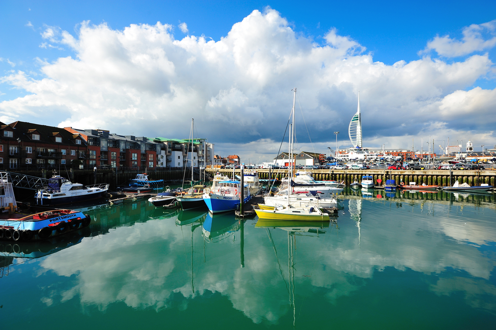 portsmouth-england