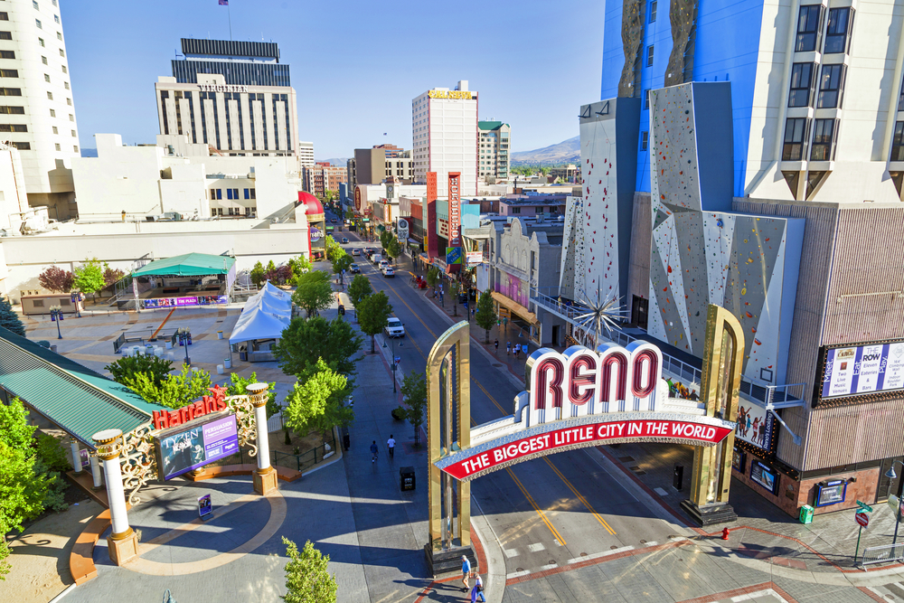 reno-nevada-sunniest-cities-in-the-us