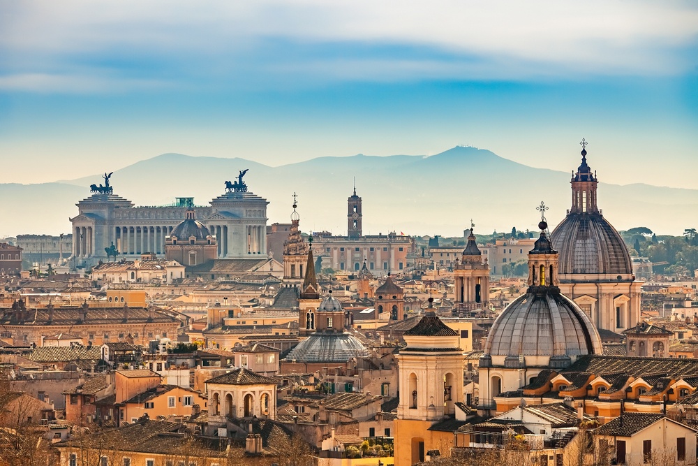 When In Rome, Don't Pass Up These Five Attractions