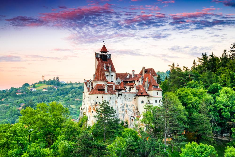 transylvania romania castle
