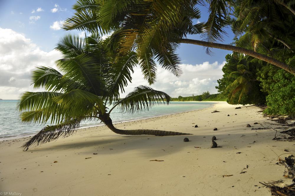 Diego Garcia lagoon beach