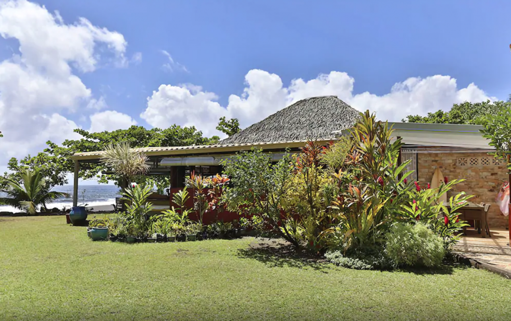 Le Rocher de Tahiti