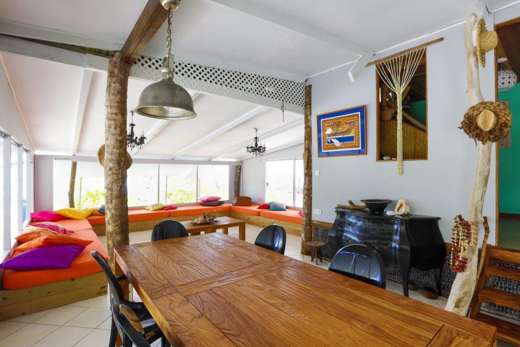 Tikehau Fafarua Lodge