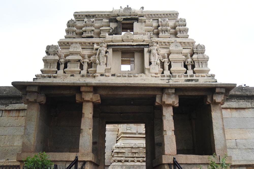 Veerabhadra temple , Lepakshi