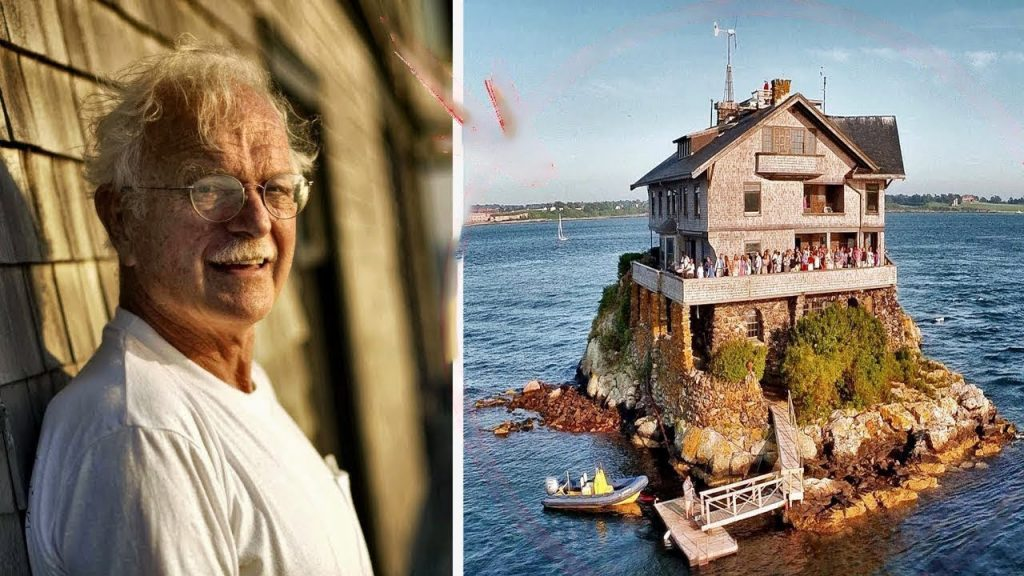 Man's House Is Taken Away, So He Buys Island For $200