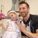 4-Year-Old Gets Wedding Of Her Dreams