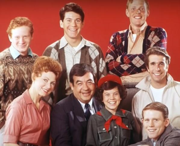 The Surprising Origins Of The Happy Days Cast