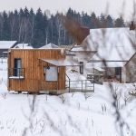 This Tiny House In May Look Small, But It Fits A Family Of Three And A Dog