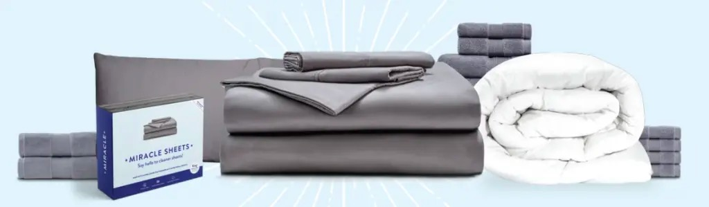 Time to Upgrade to The Internet's Favorite Towels and Sheets